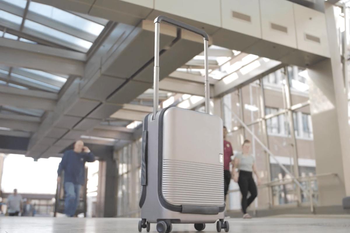 SPLIT: Revolutionary luggage design