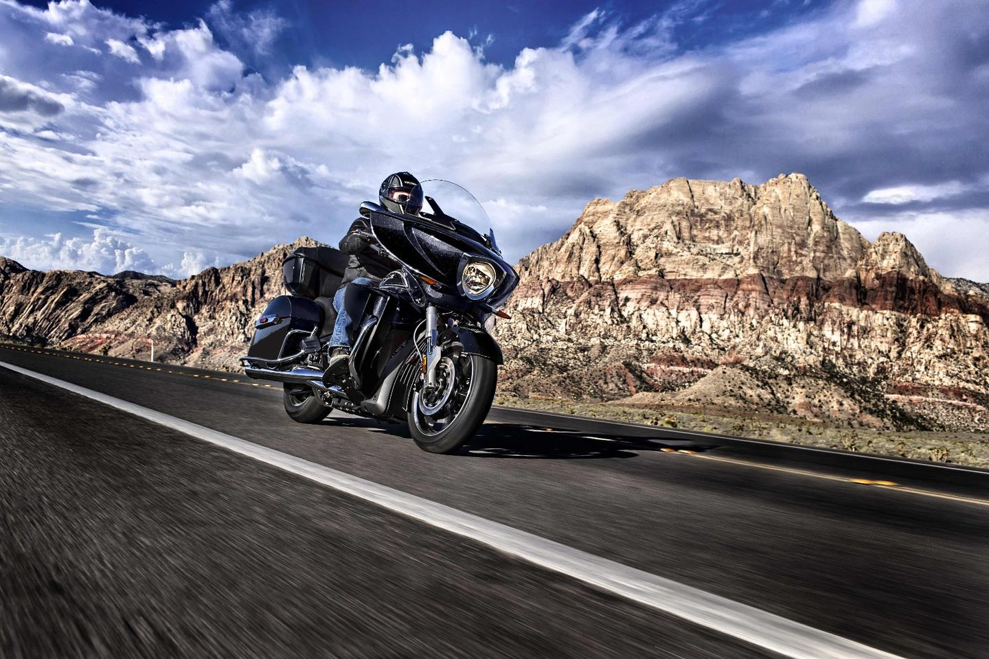 High-end motorcycleslike the Victory Cross Country Tour didn't attract enough customers to make the company profitable