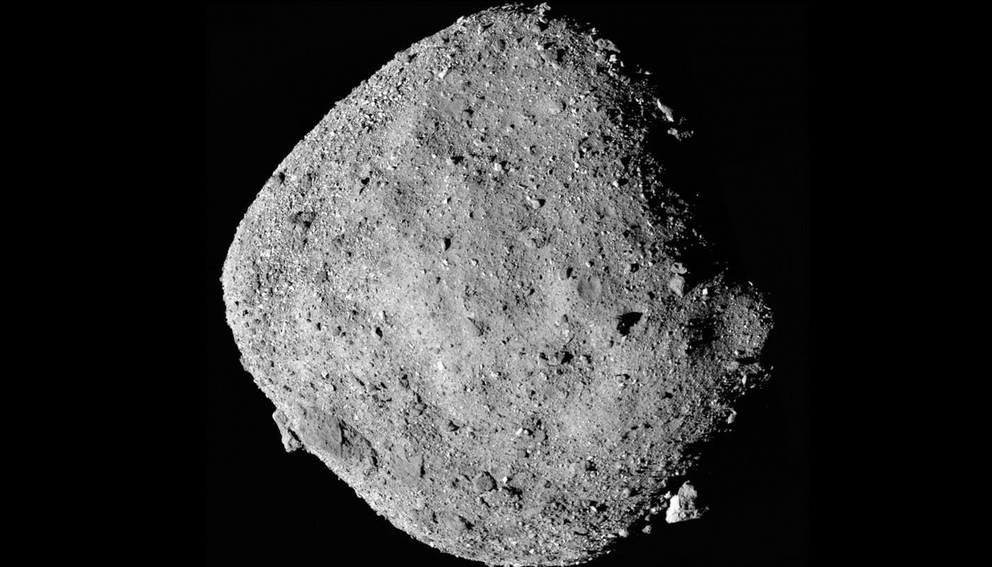 NASA's OSIRIS-REx mission is tasked with returning samples of asteroid material to Earth