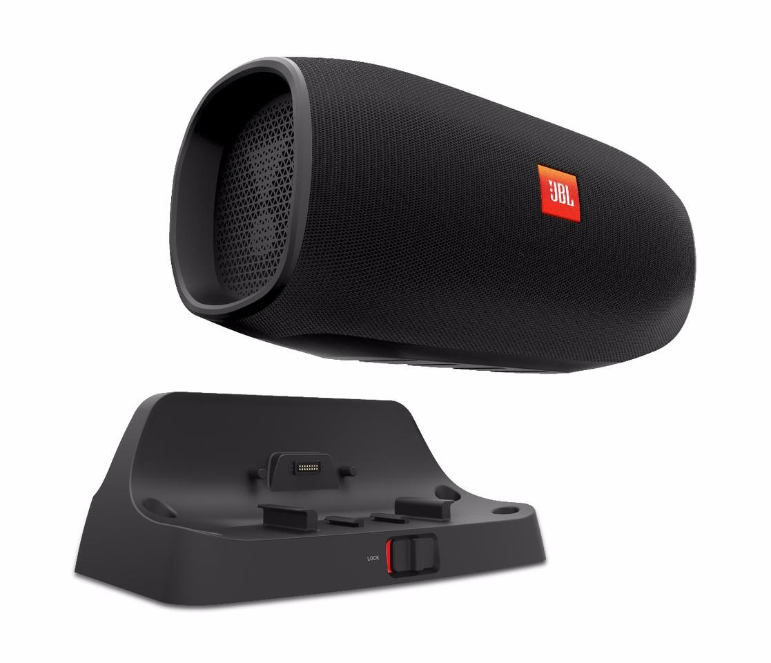 The JBL BassPro Go: a car subwoofer that doubles as a Bluetooth speaker