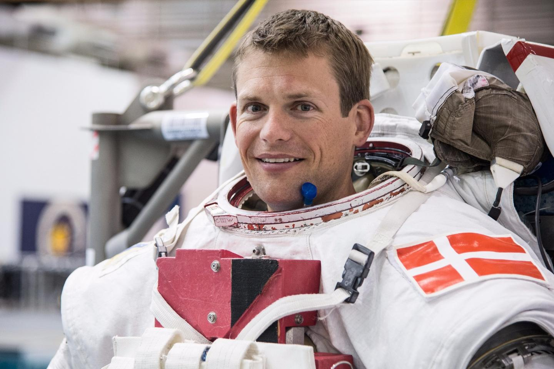 ESA astronaut Andreas Mogensen will board the Soyuz TMA-18M flight to the International Space Station in September 2015
