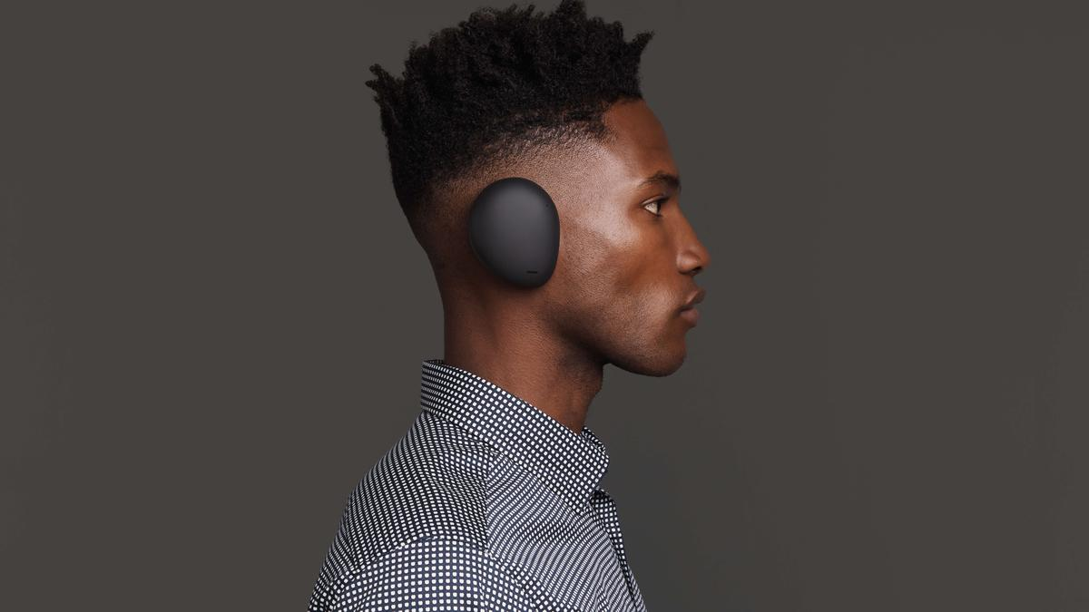 Human Headphones do away with the headband