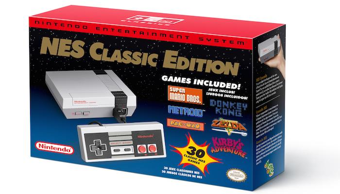 Nintendo has outlined the display options, save system and digital game manuals for its upcoming NES Classic Edition console