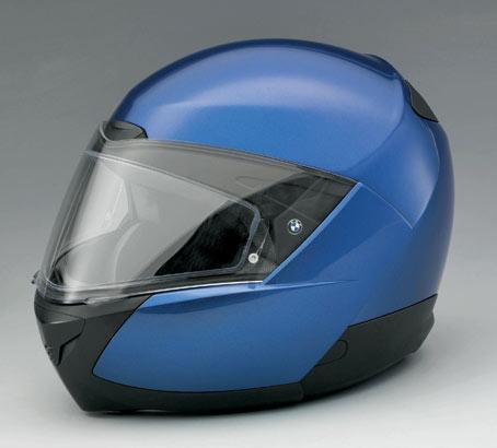 the new helmet