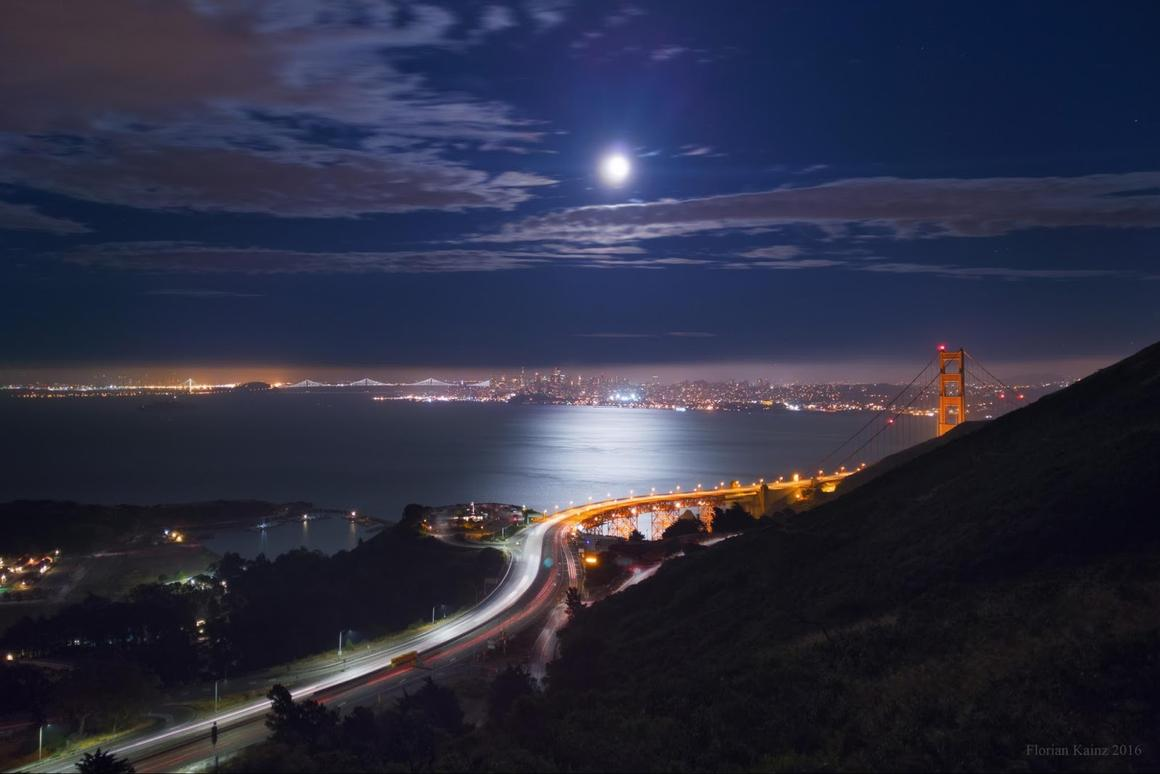 This image of the GoldenGate Bridge was taken on a Google Nexus 6P