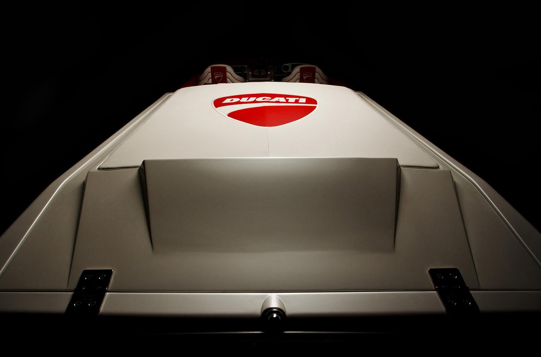 Inside the Ducati's 1198S 120 mph 42x Ducati Edition