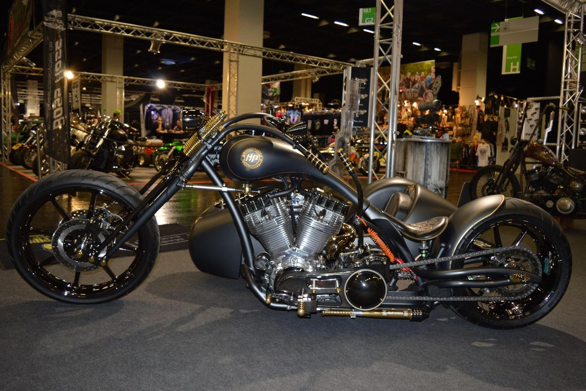 In pictures: The Intermot Customized show