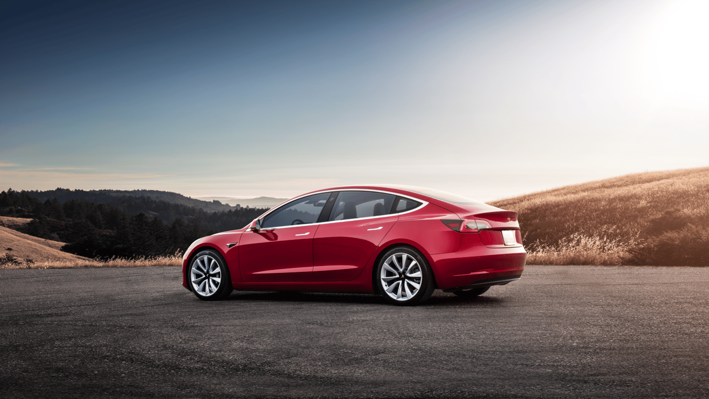 Tesla's Model 3 is pivotal to its plans