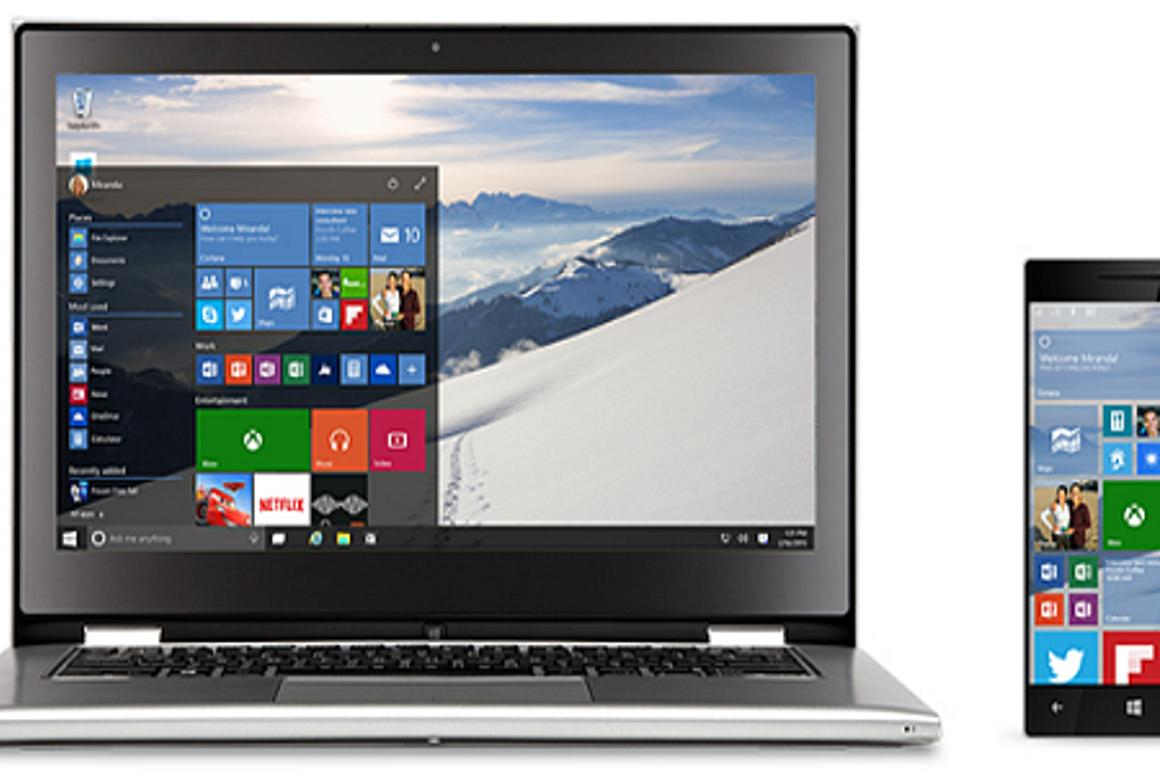 What's new in the latest Windows 10 tech preview (build 10041)
