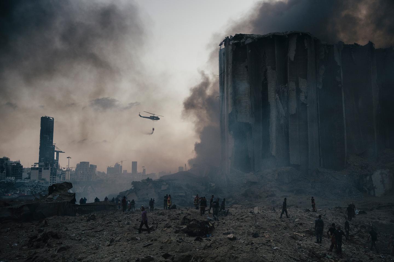 Series Name: Beirut Port Explosion
