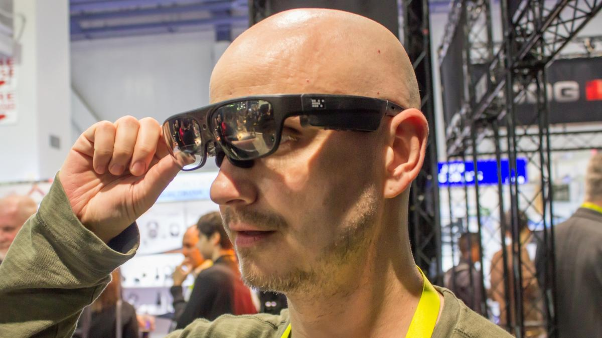 ODG's R-7 smartglasses are aimed primarily at enterprise and developers, but could spawn consumer products at some point