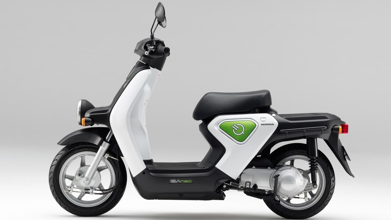 Honda's EV-neo electric scooter