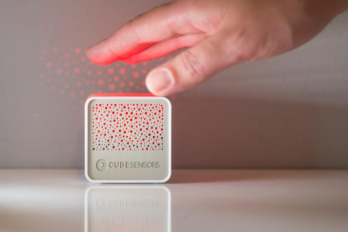 Gizmag reviews the senor-packed CubeSensors to see if they can make your home healthier