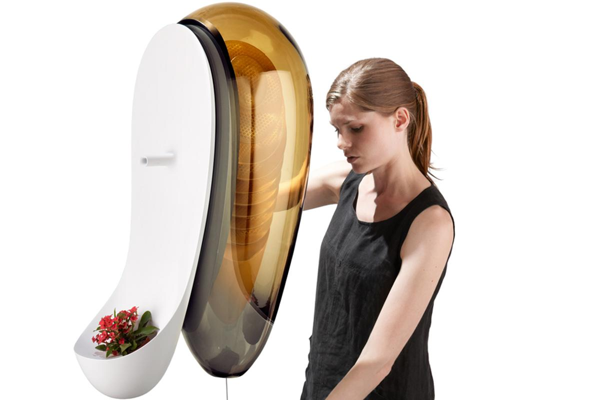 The Urban Beehive concept by Philips (Image: Philips)