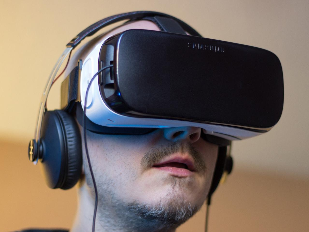 You may look funny wearing a VR headset, but it's worth it