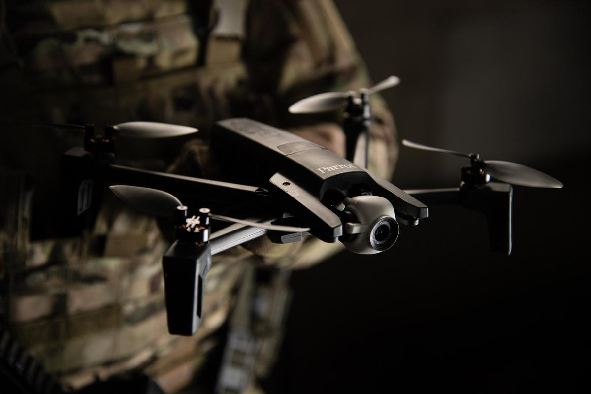 Parrot has earned a contract with the US Department of Defense to adapt its technology for military surveillance