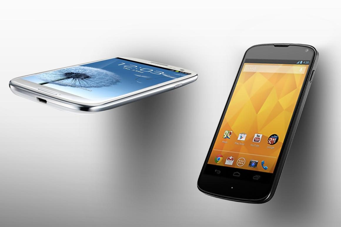 How does the Nexus 4 compare to the reigning Android monarch, the Samsung Galaxy S III?