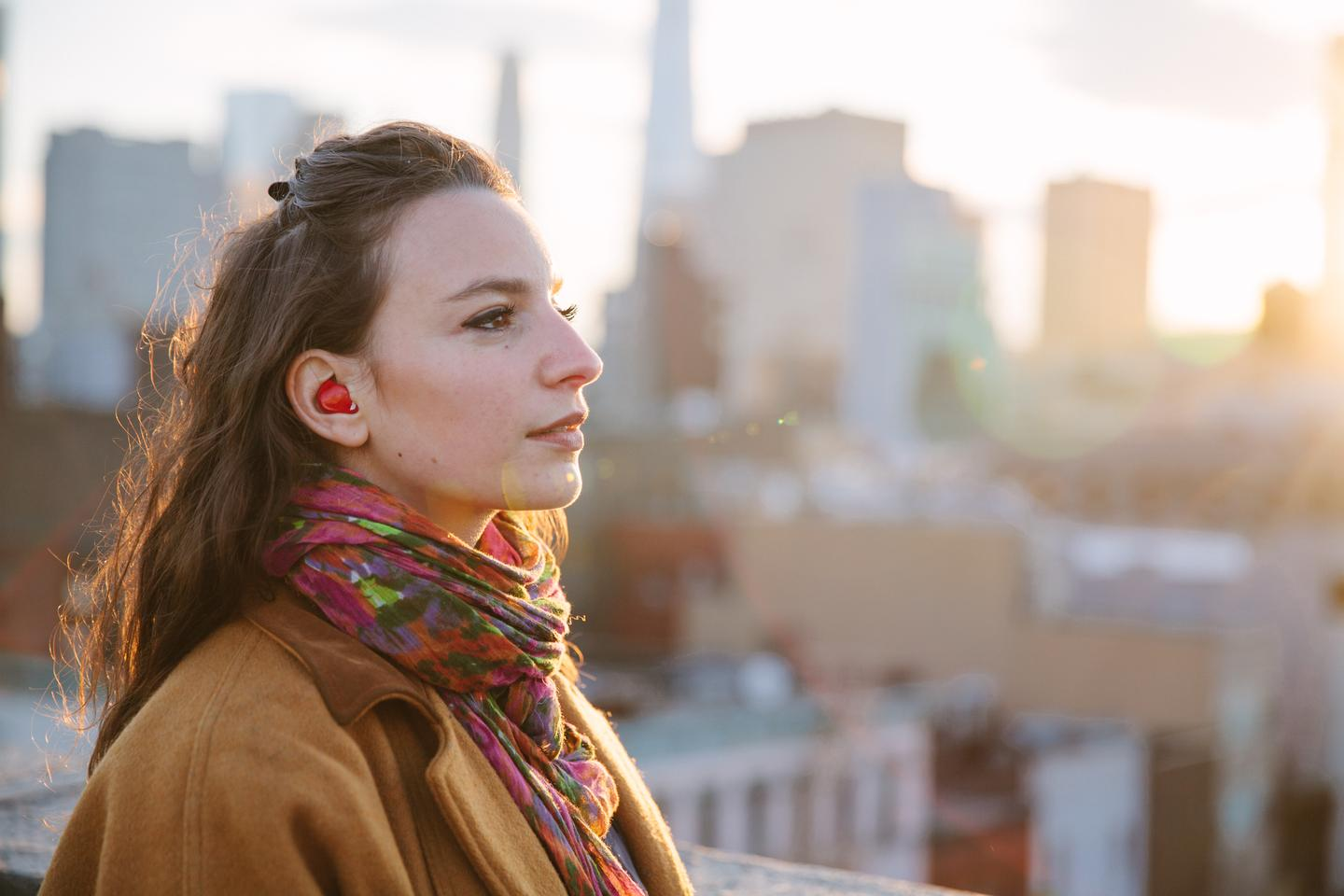 The Pilot earpiece: bringing the idea of the Babel fish to life
