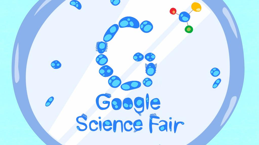 Google's online Science Fair gives students aged 13-18 from around the world the chance to showcase their ideas
