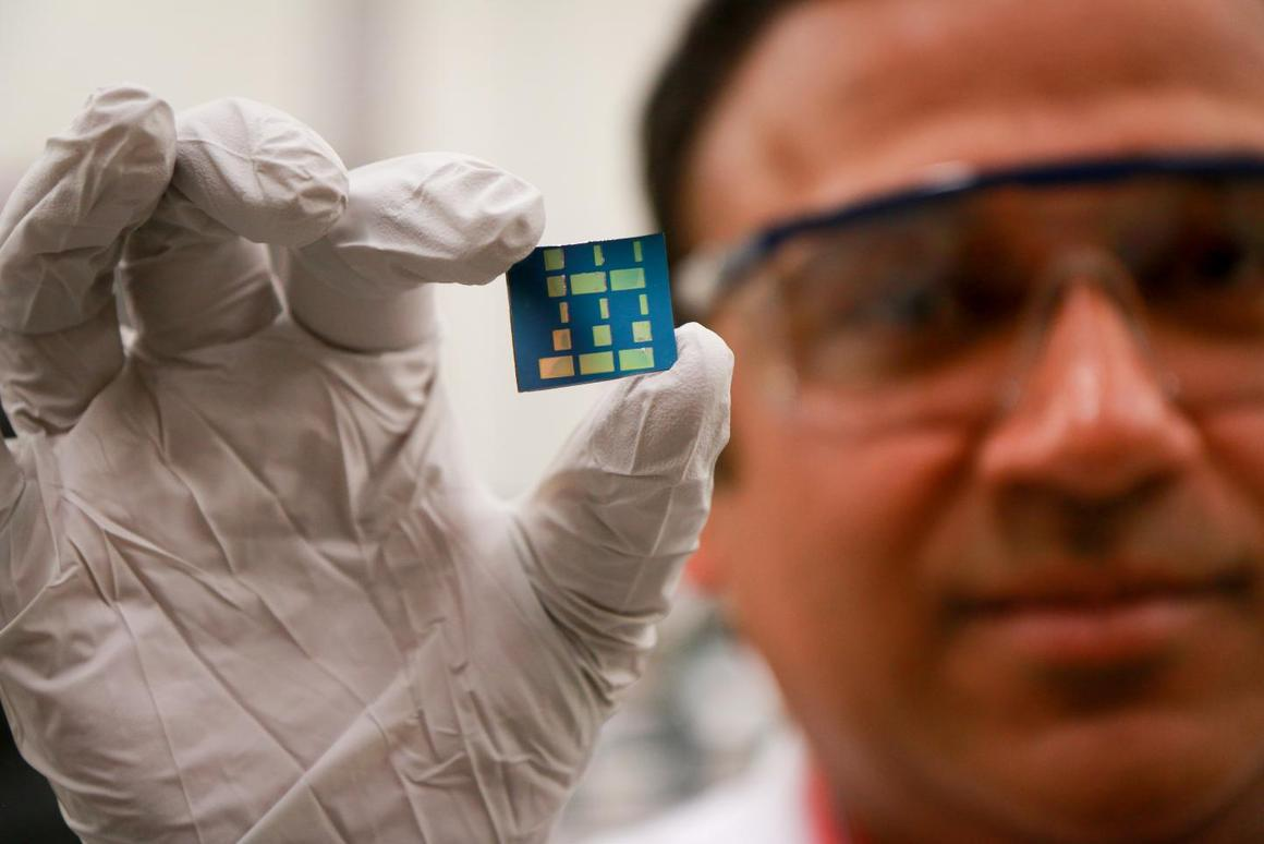 A faster semiconductor made of tin and oxygen