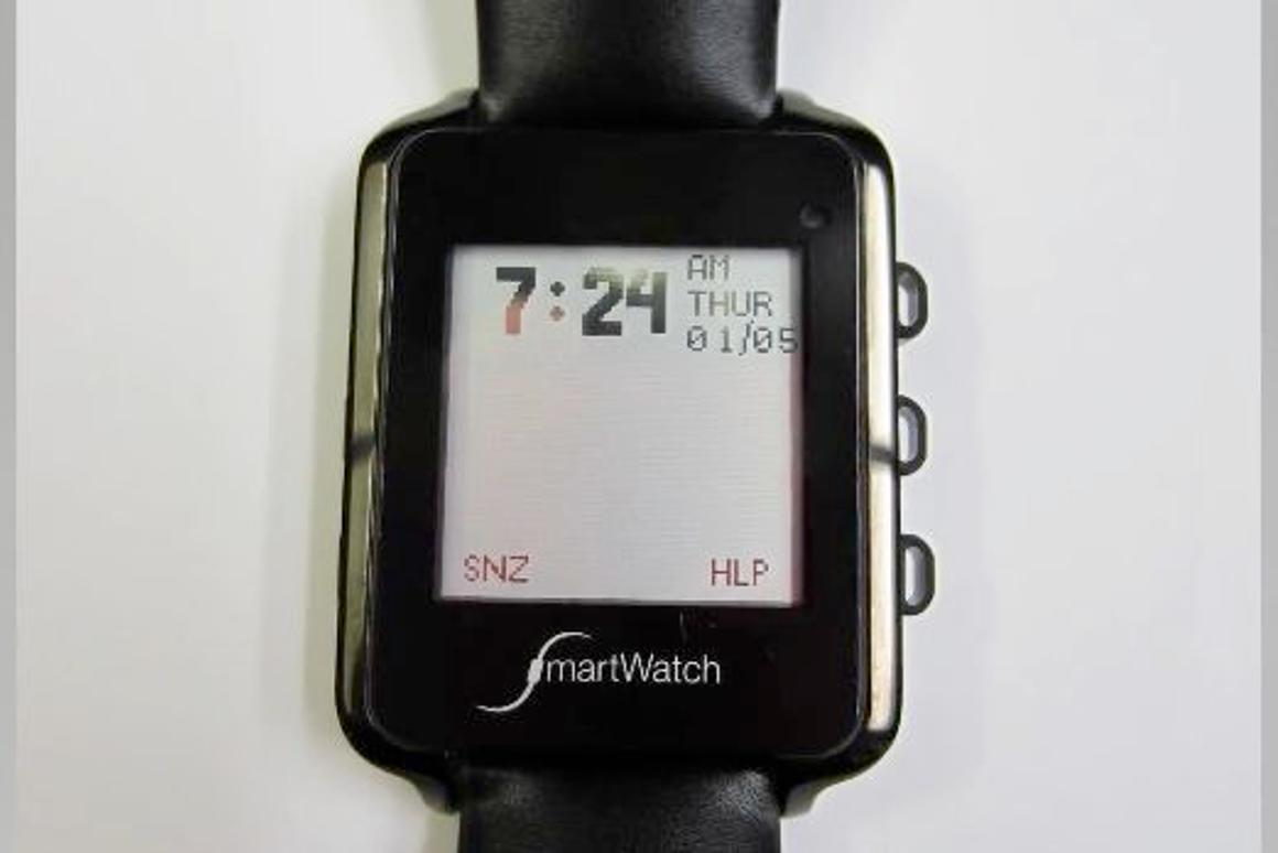 The SmartWatch is one of two recently-developed technologies that could make life easier for people prone to seizures