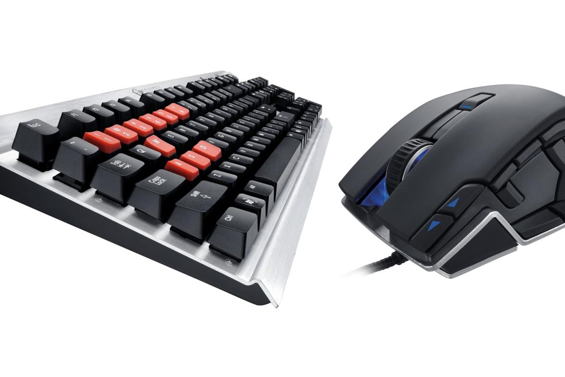 Corsair announces Vengeance gaming peripheral lineup