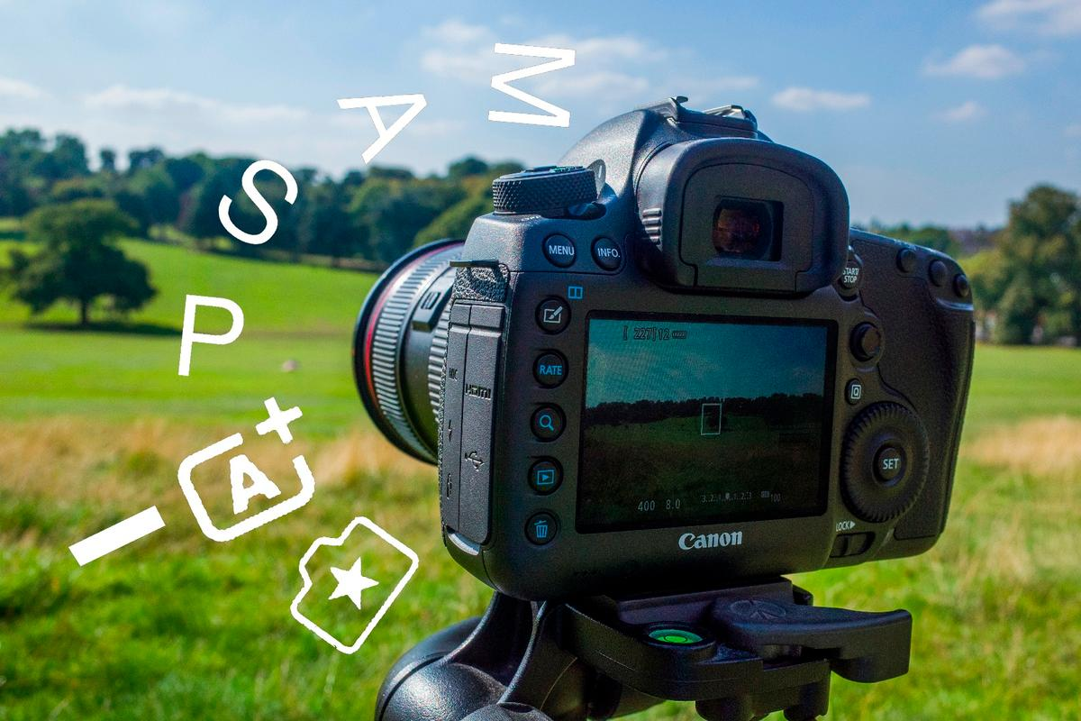 Gizmag looks at the camera modes which could help you get out of Auto