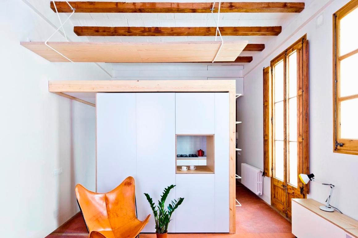 Apartment Refurbishment in Gran Via was completed in 2015