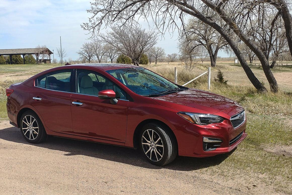 We spent a full week (and several hundred miles) behind the wheel of the 2017 Impreza