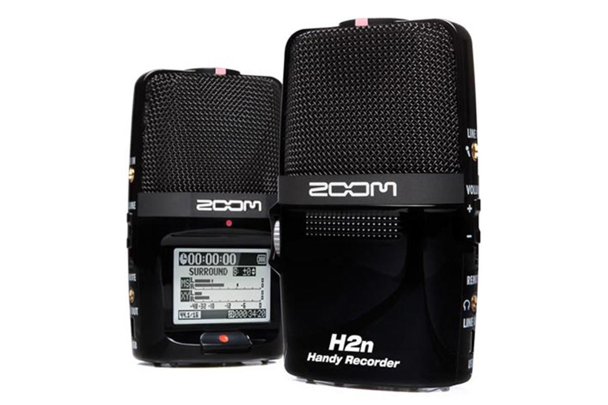 Zoom's H2n Handy Recorder