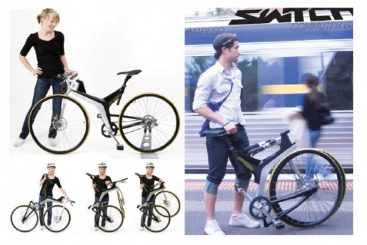 Switch Commuter Bike