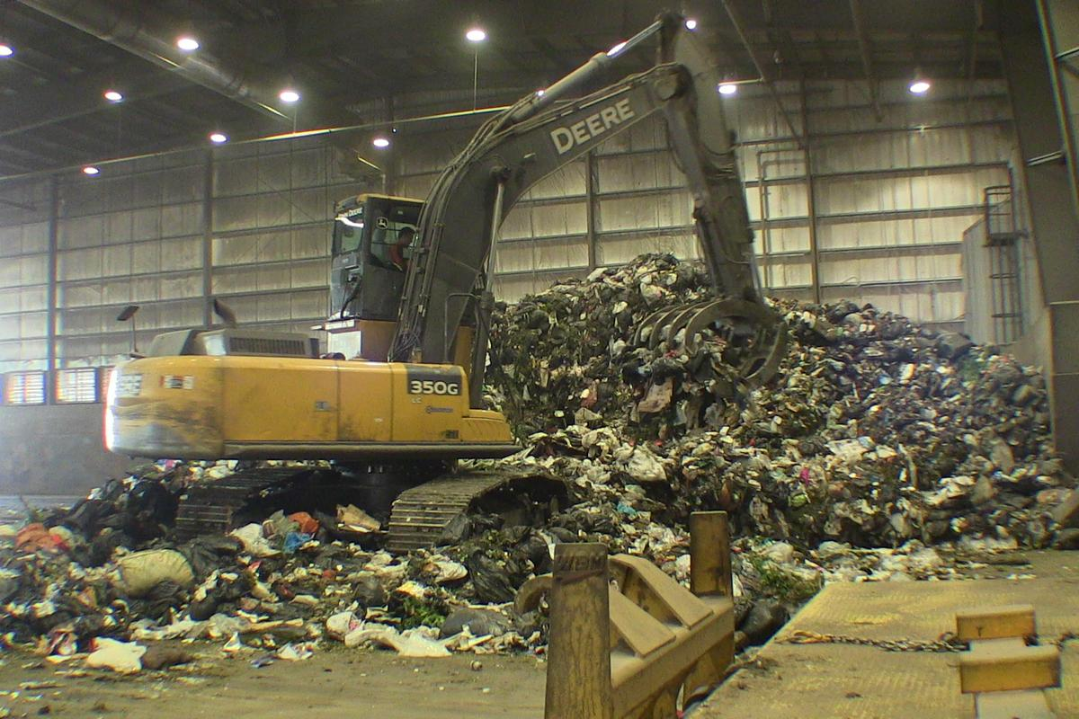 Gizmag pays a visit to the city of Edmonton's new Waste-to-Biofuels and Chemicals Facility