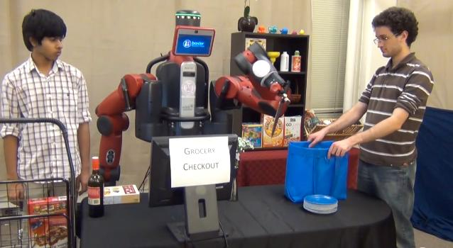 Now this is how it's done – Cornell's Baxter robot, handling a knife safely