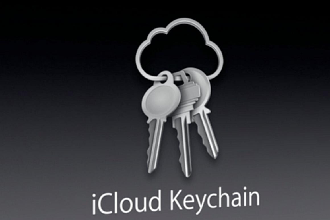 Apple's iCloud Keychain keeps passwords synced across iOS 7 devices and OS X Mavericks
