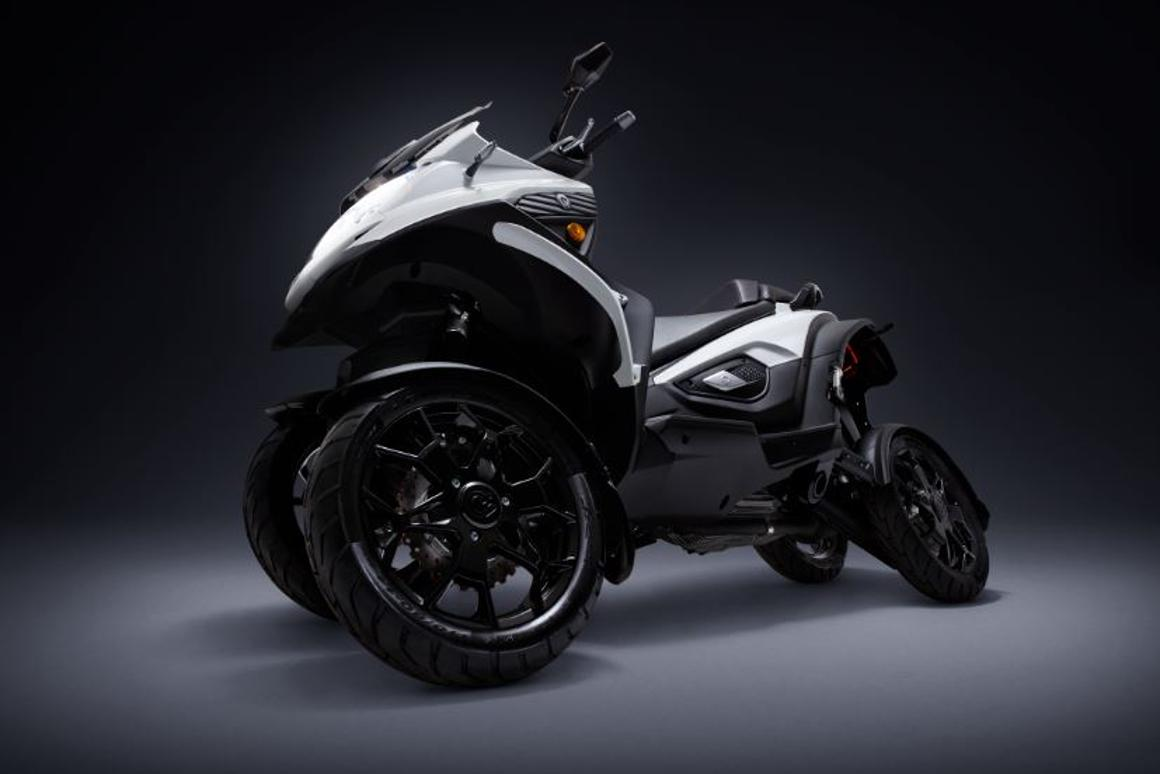 Quadro Qooder 400cc tilting four-wheel scooter soon to get