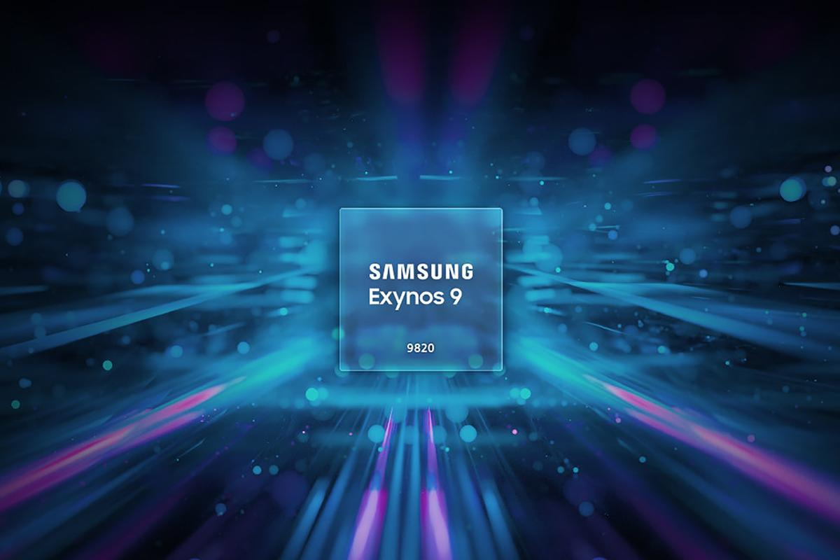 The Exynos 9820 from Samsung brings faster performance, 8K video, and more AI
