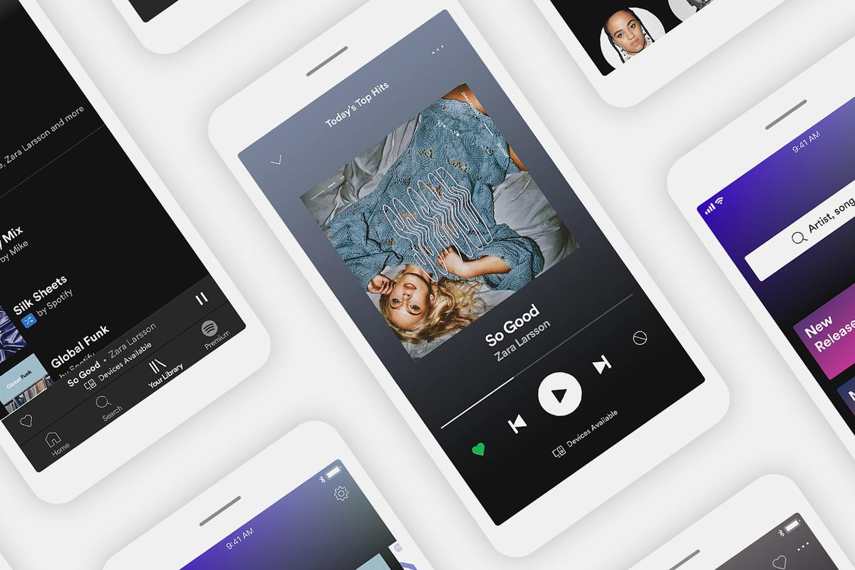 Spotify has a batch of new features to offer non-paying users