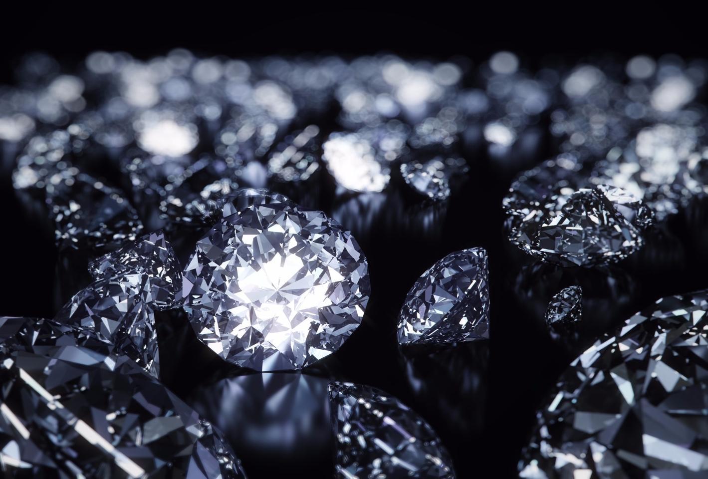 Diamonds:An Alzheimer patient's best friend?