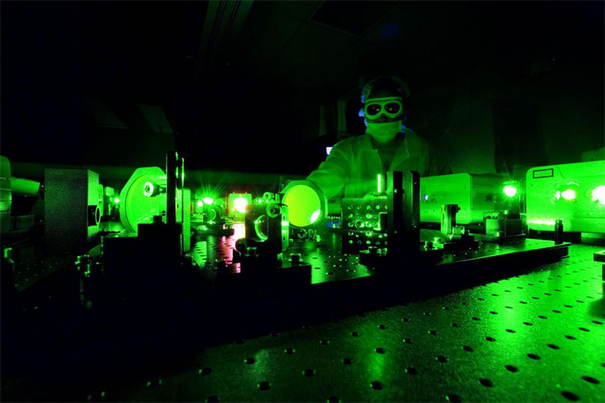 The Diocles Laser is the brightest light ever produced on Earth, and it's shedding new light on the fundamental physics of how light and matter interact