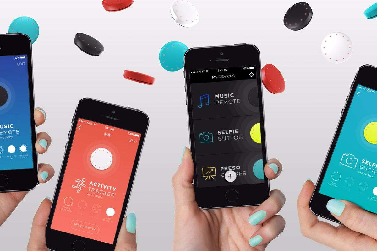 Misfit is turning its Flash activity trackers into smart button remotes