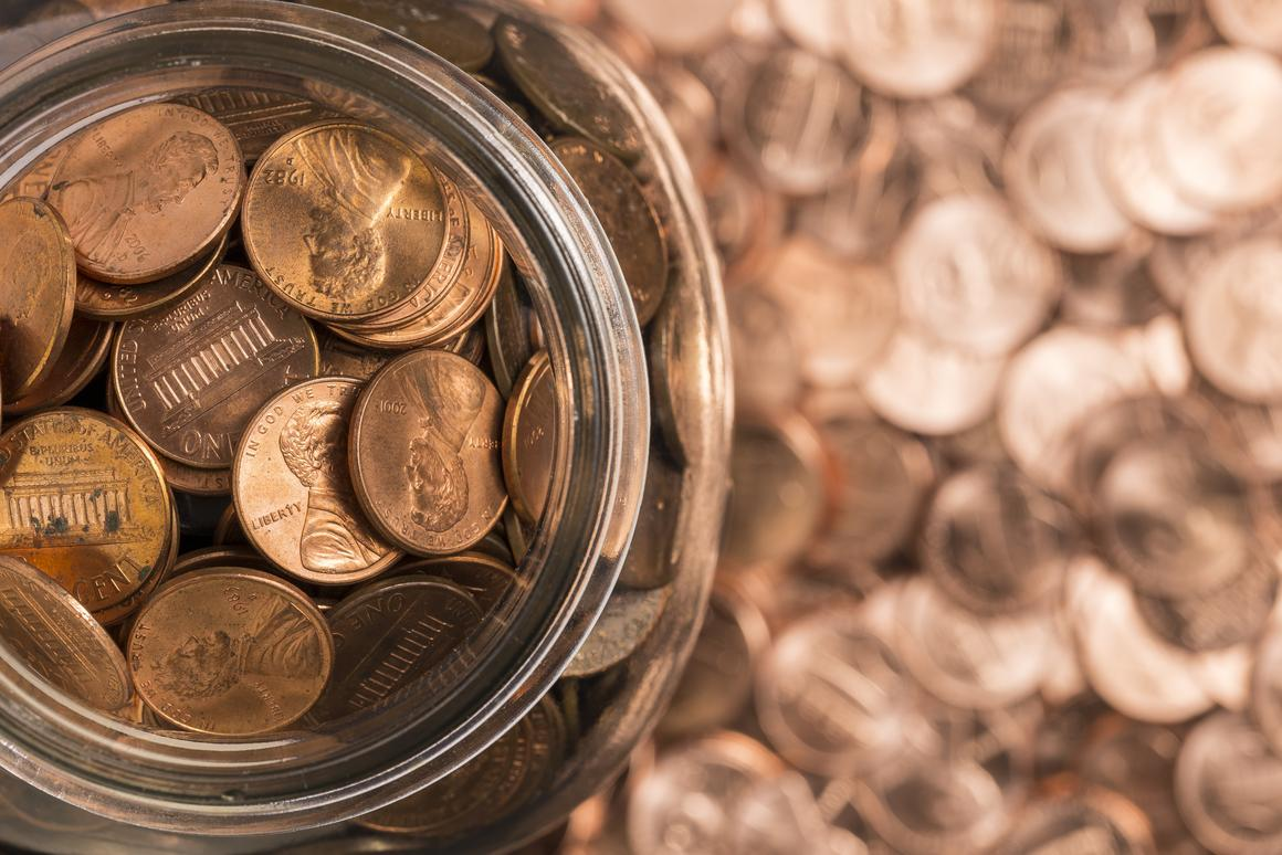 A University of Leicester student estimates that a penny purchases 3 hours, 7 minutes and 30 seconds of thought