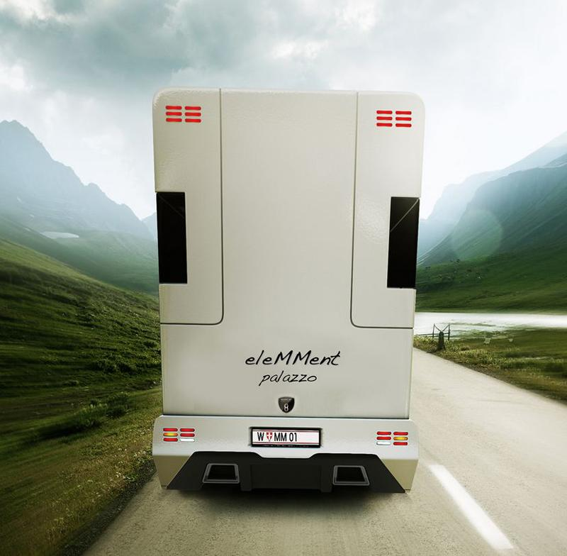 eleMMent PALAZZO - MOBILE HOME by Marchi Mobile