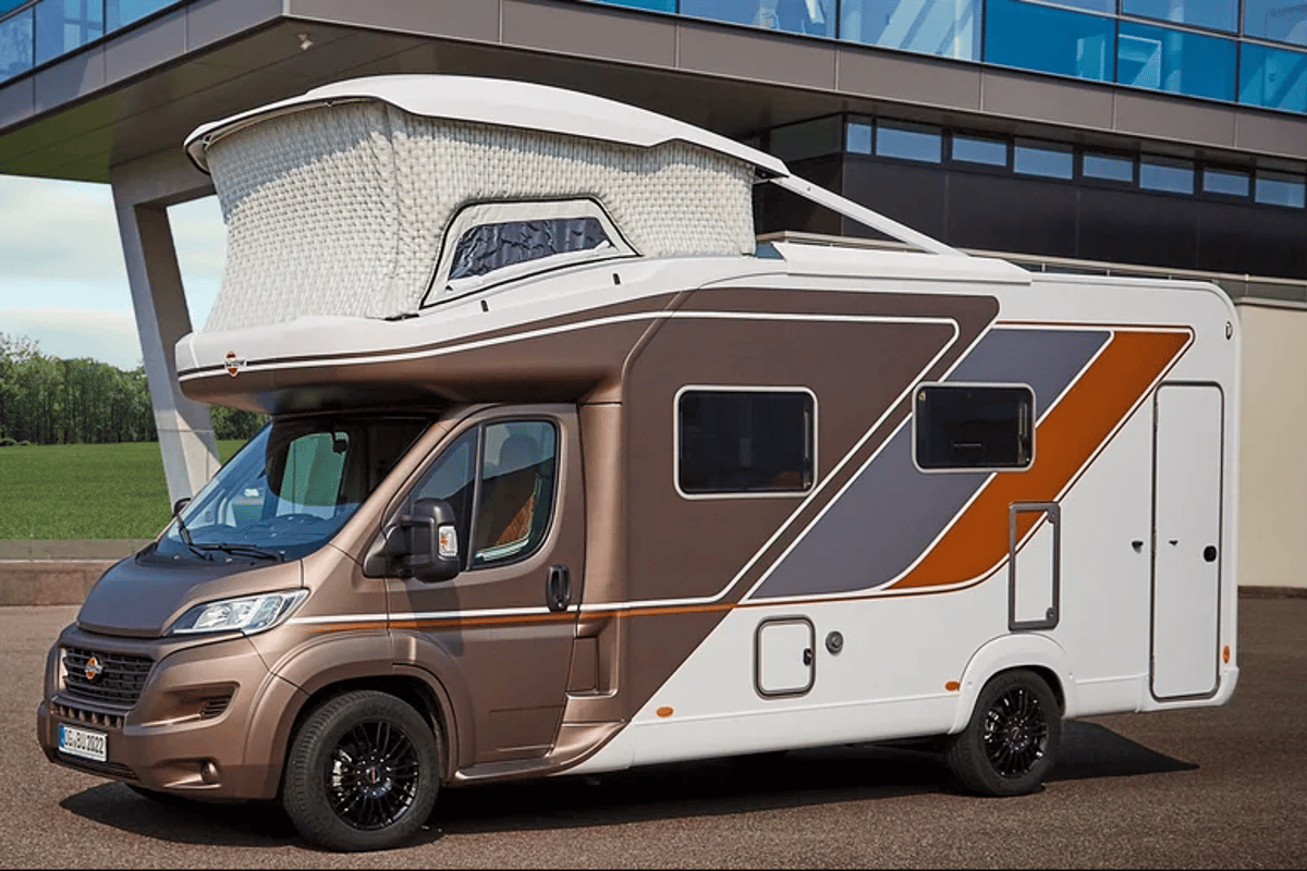 The Bürstner Lyseo Gallery incorporates some interesting ideas from the 2019 Hymer VisionVenture