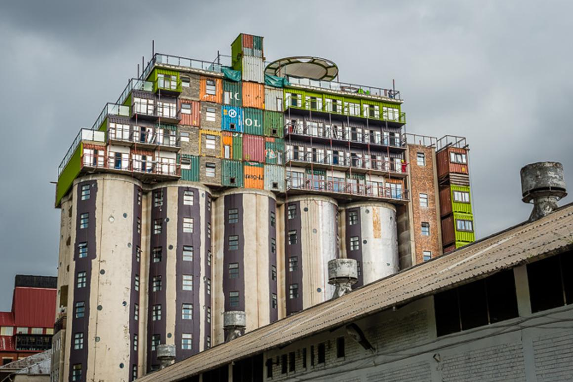 The Mill Junction student accommodation is based in Newtown, Johannesburg (Photo: Citiq)