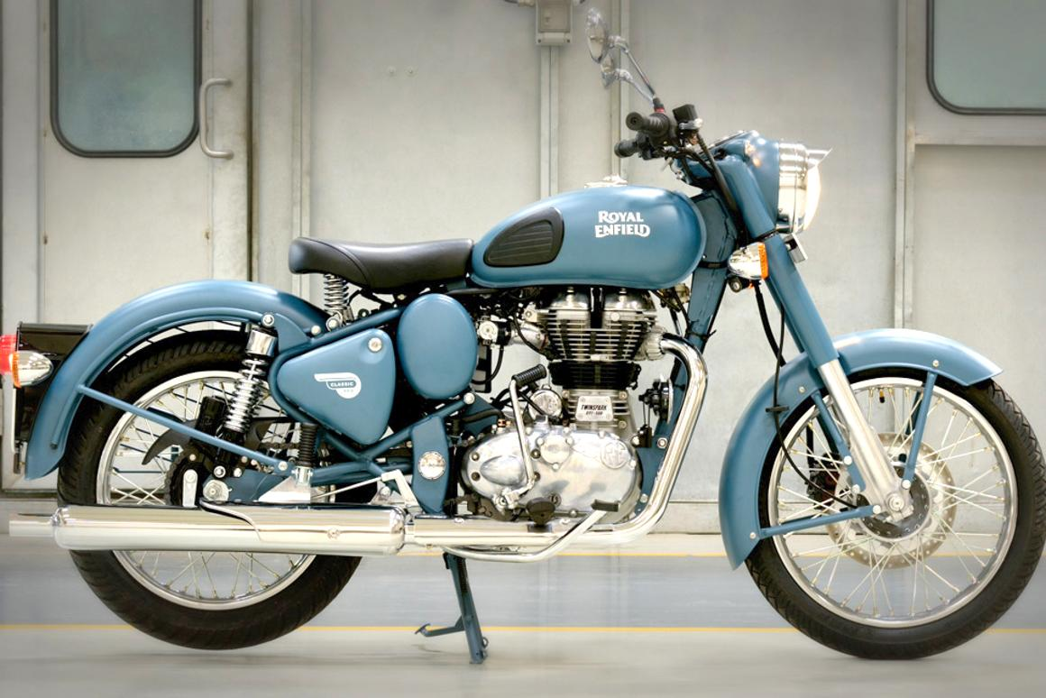 How Royal Enfield became the top-selling big bike in the world
