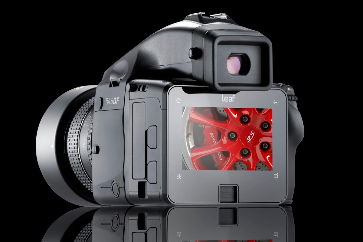 Mamiya Leaf has launched three new medium format camera backs, the 40, 60 and 80 megapixel Leaf Credo range