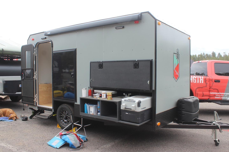 Dunraven, Overland Expo West 2019에서 새로운 캠핑 트레일러 공개