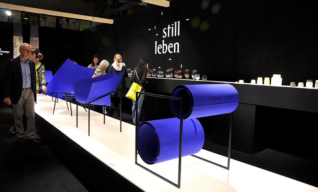 Futuristic chair designs by Aalto University (Photo: Edoardo Campanale/Gizmag.com)