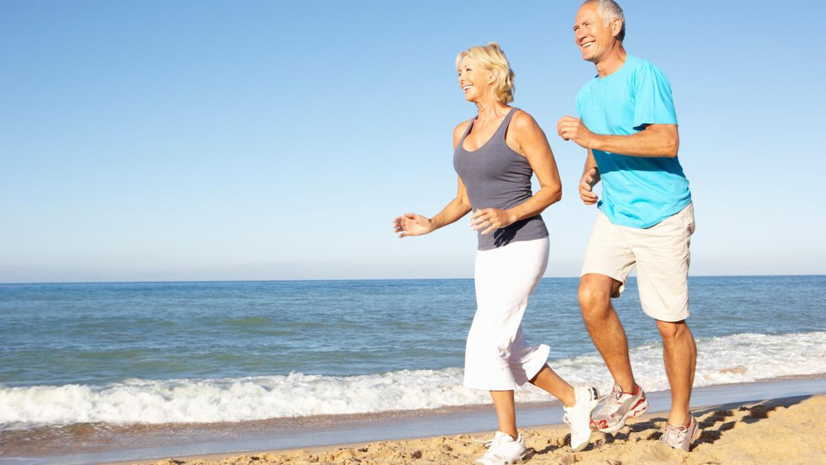 A new study suggests heart elasticity can be improved if a person starts exercising regularly later in life – but not too late