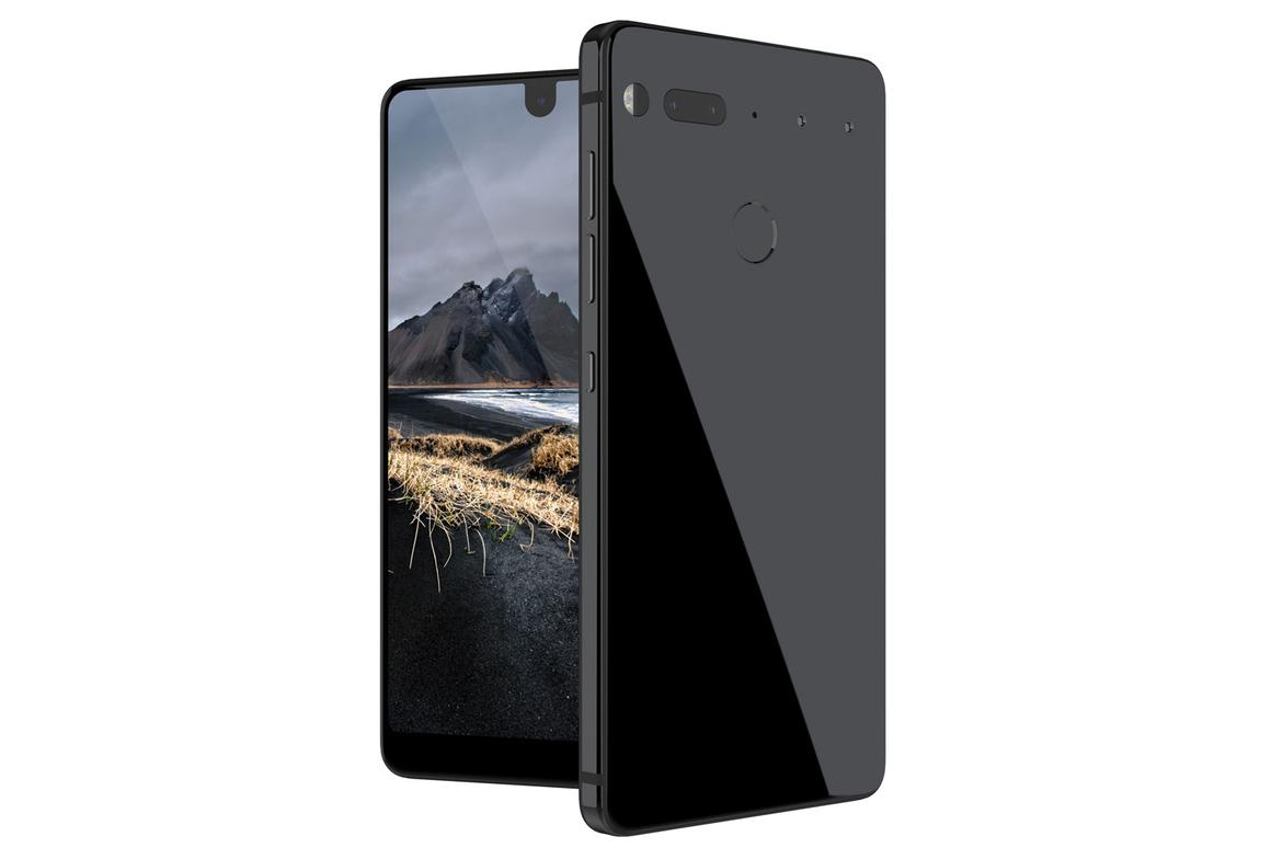 The Essential Phone, Android creator Andy Rubin's latest brainchild